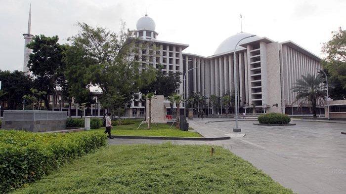 Masjid Istiqlal Jakarta Dibuka Kembali untuk Ibadah Hanya untuk Dua Ribu Jemaah