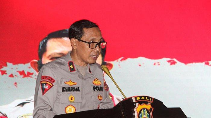 Tilang Elektronik Nasional Tahap I Di-launching, Waka Polda Bali Soroti Pelanggaran Penggunaan Helm