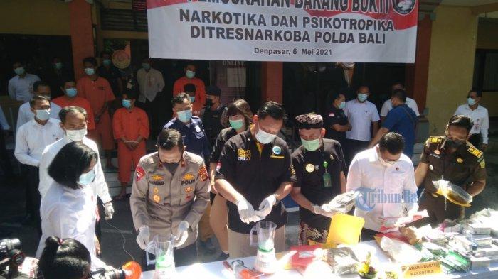 Penyalahguna Narkoba di Bali Diajak Untuk Serahkan Diri ke BNN, Privasi Dijamin & Tak Akan Dipenjara