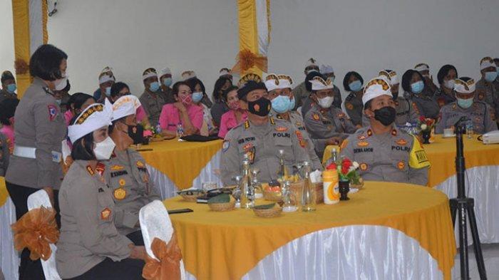 Polres Karangasem Gelar Dharma Wacana Dipimpin Ida Pandita Mpu Jaya Acharya Nanda