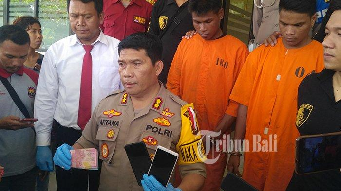 Tersangka Pencuri di Kos-Kosan di Denpasar Ternyata Seorang Residivis, Sempat Bekerja jadi Security