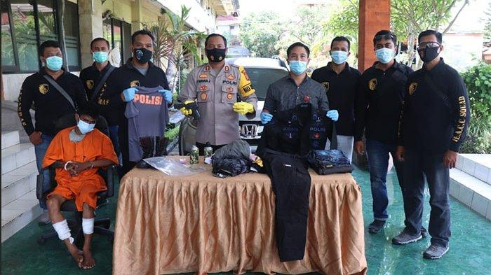 Berkedok Anggota Brimob Polda Bali, Polisi Gadungan Ini Kelabui dan Curi Mobil Korbannya