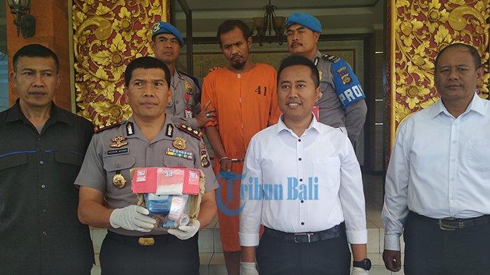 Bebas November 2017 Lalu, Residivis Narkoba Kembali Ditangkap Polisi