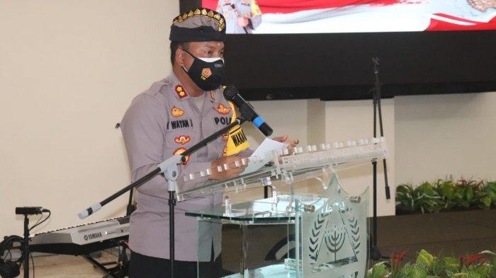 Rencana PSBB, Polresta Denpasar Akan Gelar Operasi Percepatan Penanganan Covid-19 Selama 57 Hari