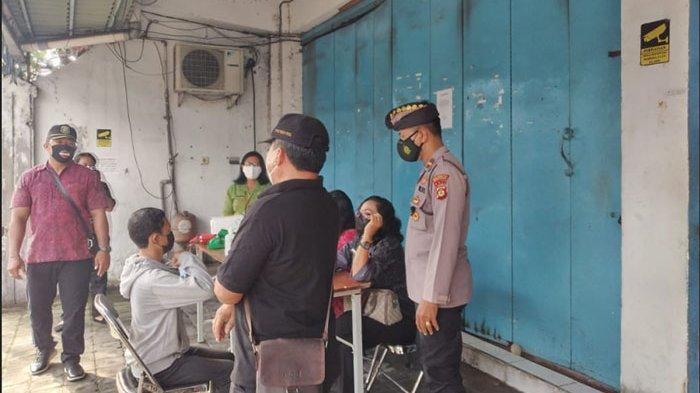 Operasi Yustisi Berskala Mikro di Denpasar, Belasan Orang Terjaring, Enam Diantaranya Didenda