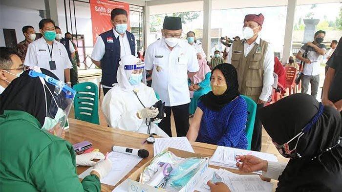 Banyuwangi Targetkan Program Vaksinasi Covid-19 untuk Lansia Bisa Tuntas Akhir Juni 2021