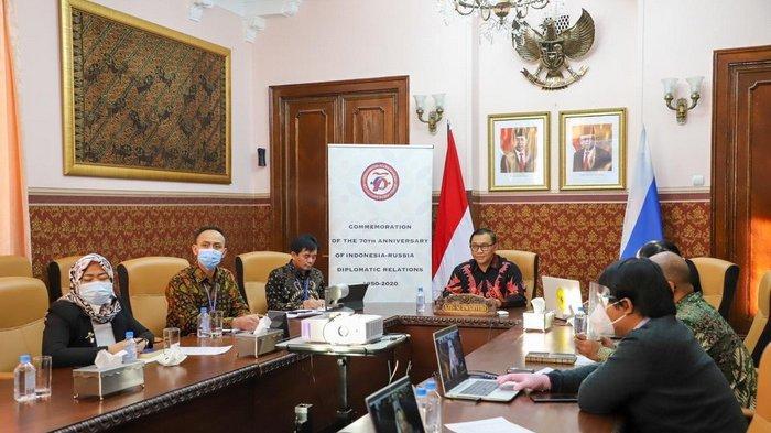 KBRI Moskow Gandeng Universitas di Rusia dan Indonesia Kerjasama Pendidikan