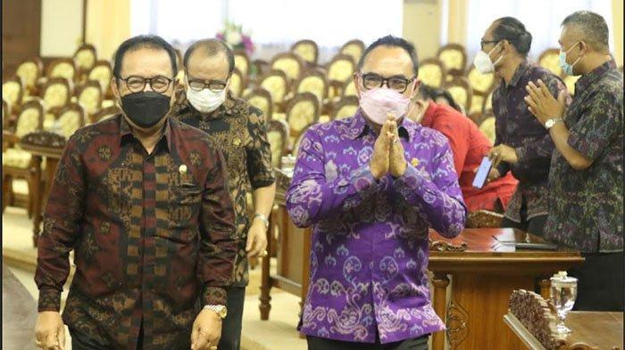 Malam Ini Pengumuman Perpanjangan PPKM, Wagub Cok Ace Optimis Bali Akan Turun ke Level 3