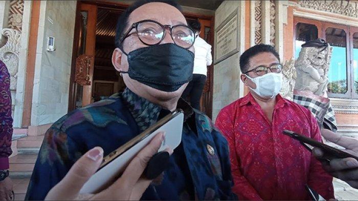 Disinggung Soal Kabar Hibah Pariwisata dari Pusat Rp 3,7 T, Wakil Gubernur Bali: Belum Terwujud