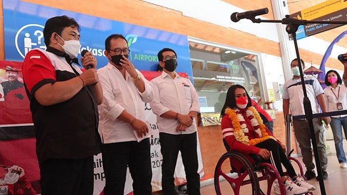 Pemprov Bali Apresiasi Peraih Medali Perak Paralimpiade Tokyo 2020 Widiasih, Beri Bonus Rp 50 Juta