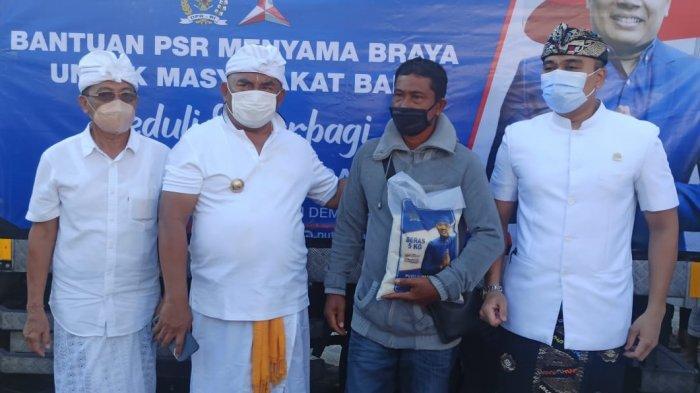 PSR Komitmen Hadir untuk Masyarakat Bali, Bagikan Vaksin hingga Paket Sembako