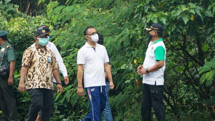 Cegah Banjir, Wakil Wali Kota Denpasar Resmikan Normalisasi Tukad Pangrarungan