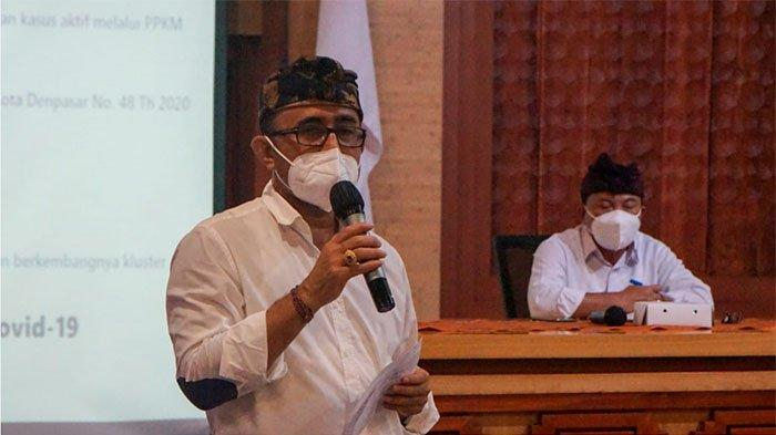 Sehari Sebelum Pelantikan sebagai Walikota Denpasar, Jaya Negara Siapkan Hasil Rapid Antigen
