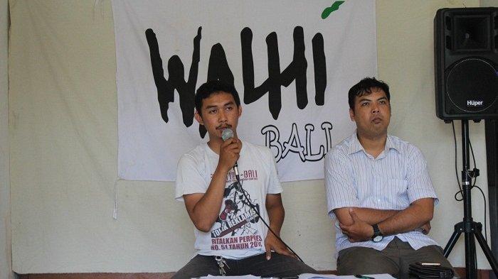Perda RTRW Bali Diubah, Walhi Bali Nyatakan Protes ke Pemprov dan DPRD Bali