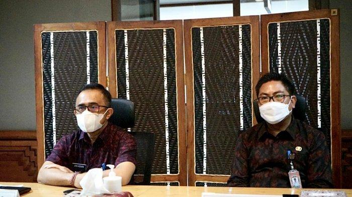 Wali Kota dan Wawali Pimpin Rakor Infrastruktur Gedung Sekolah Dasar di Denpasar Tahun 2021