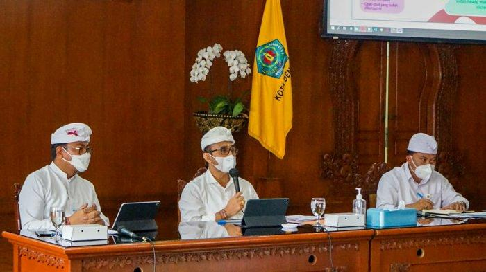 PPKM di Denpasar Turun Level, Dewan Denpasar Dorong Pemkot Gelar PTM