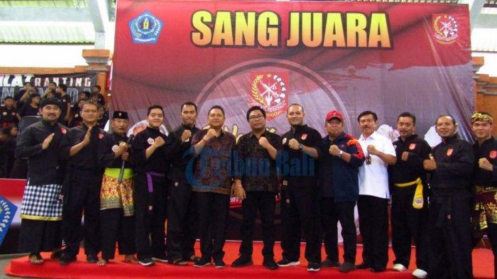 Ini Pesan Rai Mantra Pada Atlet di Ajang Walikota Cup XX PSPS Bakti Negara Denpasar