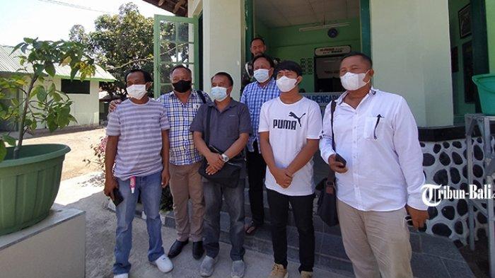 Warga Desa Sidatapa Cabut Laporan Dugaan Penganiayaan di Denpom IX/3-1 Singaraja