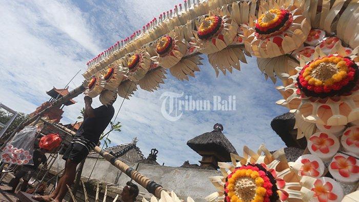 9 Fakta tentang Hari Raya Galungan, Dirayakan Sejak 882 Masehi dan Tidak Hanya di Bali