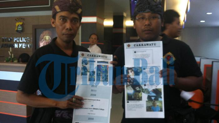 Harapkan Proses Hukum, Nando Dilaporkan ke Polda Bali