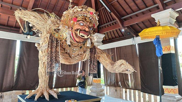 MDA Bali Tegaskan Ogoh-ogoh Tak Wajib Saat Nyepi