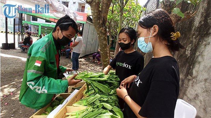 Vaksinasi Covid-19 di Denpasar Dapat Bonus Sayur hingga Minuman, Targetkan 1.000 Orang