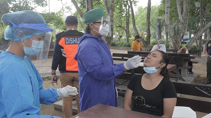 Kasus Positif Covid Meningkat di Denpasar, Mulai Hari Ini Lapangan Puputan Ditutup untuk Rekreasi