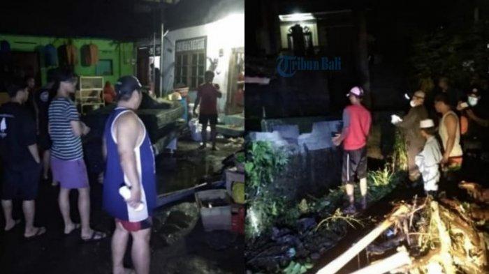 13 KK Warga Karangasem Diusulkan Terima Bantuan Pasca Bencana Tahap I dari Provinsi