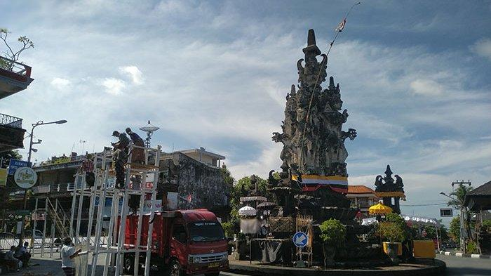 Tawur Agung Berkonsep 'Kuncup Mekar', Warisan Kejayaan Klungkung Sebagai Pusat Kerajaan di Bali