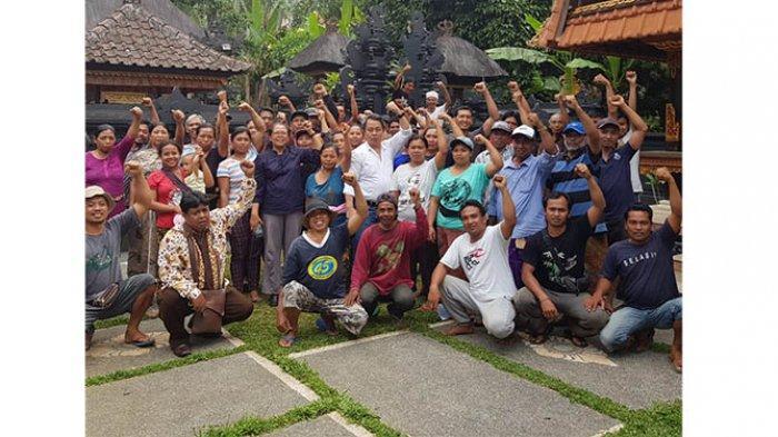 Warga Tuntut Gubernur Selesaikan Kasus Sengketa Tanah Selasih