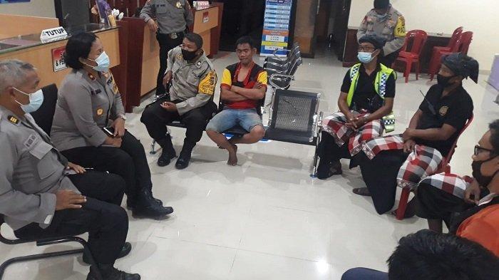 Keributan Saat Malam Pergantian Tahun di Klungkung, Kadek G Ambil Celurit Kira Sepupunya Dikeroyok
