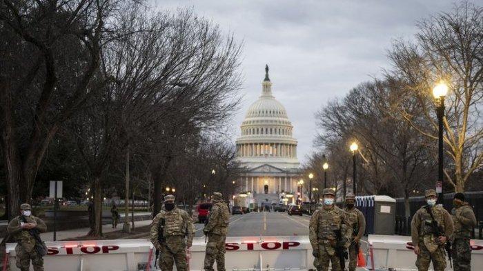 Pendukung Donald Trump Berniat Meledakkan Gedung Capitol dan Bunuh Anggota Kongres