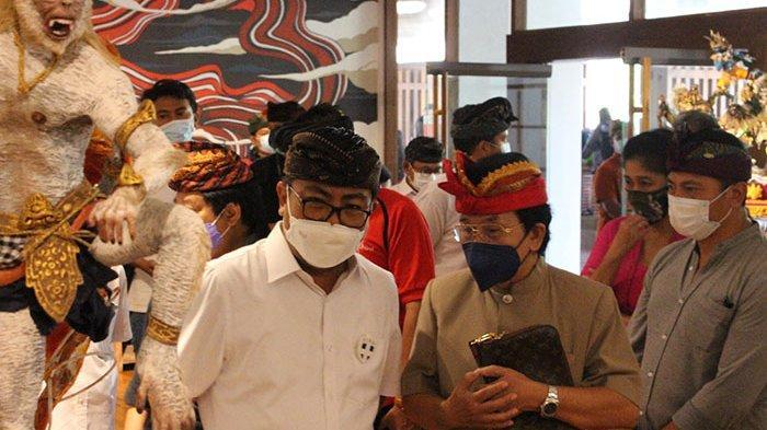 Sambut Hari Raya Nyepi, ITB STIKOM Bali Gelar Pameran & Lomba Ogoh-ogoh Mini, Dibuka Wawali Denpasar