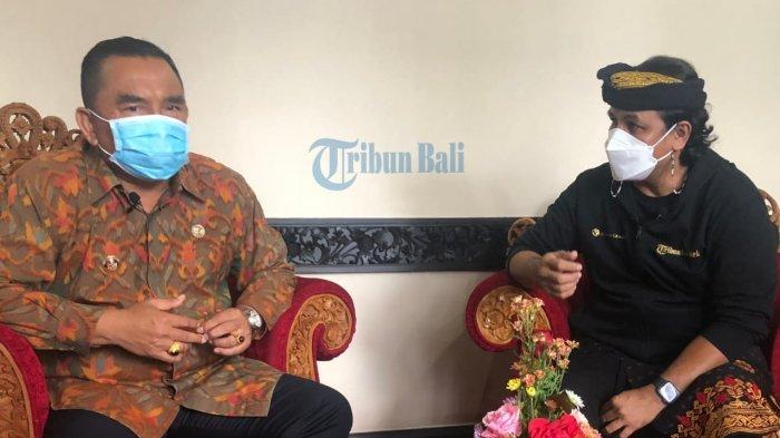 Wawancara Bupati Jembrana I Nengah Tamba, Tekad Ubah Jembrana Jadi Indah dan Ramah