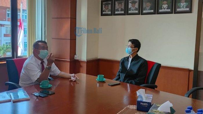 Wawancara Khusus Dekan FK Unud, Prof Suyasa: Saya Daftar Pada H-1 Setelah Didorong Teman-teman