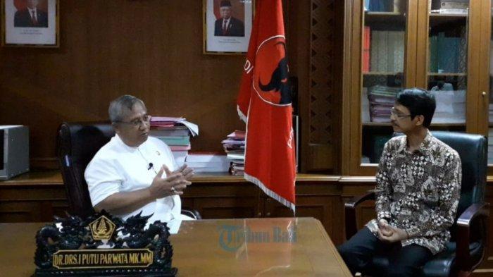 Ketua DPRD Badung, I Putu Parwata:
