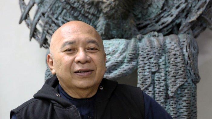 Wawancara Nyoman Nuarta Pemenang Desain Istana Negara IKN: Presiden Akan Berkantor di Tubuh Garuda