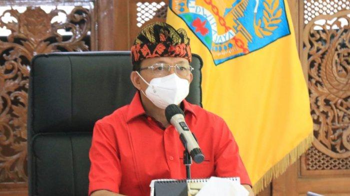 Masih Terima Gaji dan Tunjangan, Koster Minta Pegawai Instansi dan Lembaga Beli Tenun Endek Bali