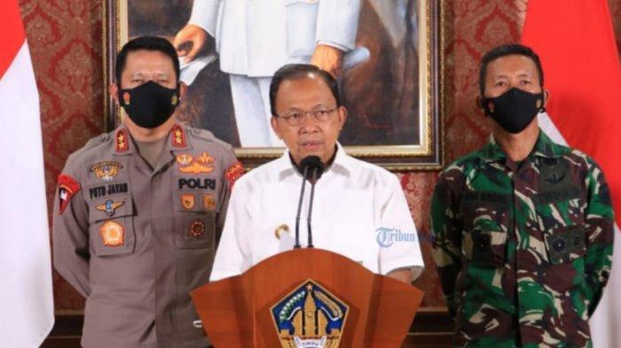 Beri Kelonggaran Aktivitas Masyarakat, Gubernur Bali Keluarkan SE Nomor 11 Tentang PPKM Level 3