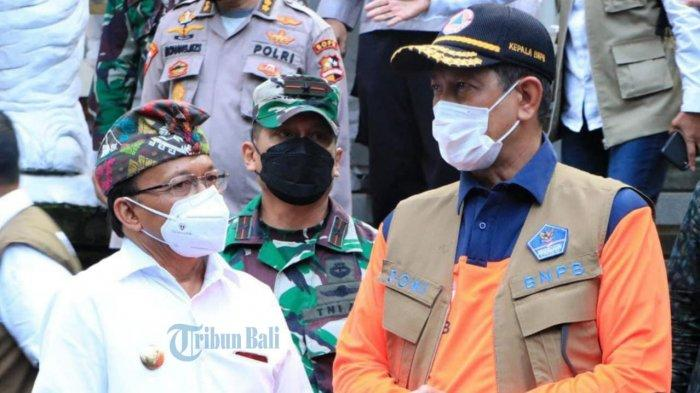 Dukung Pelarangan Mudik Lebaran, Koster Sebut PPKM Mikro Efektif Turunkan Angka Covid-19 di Bali