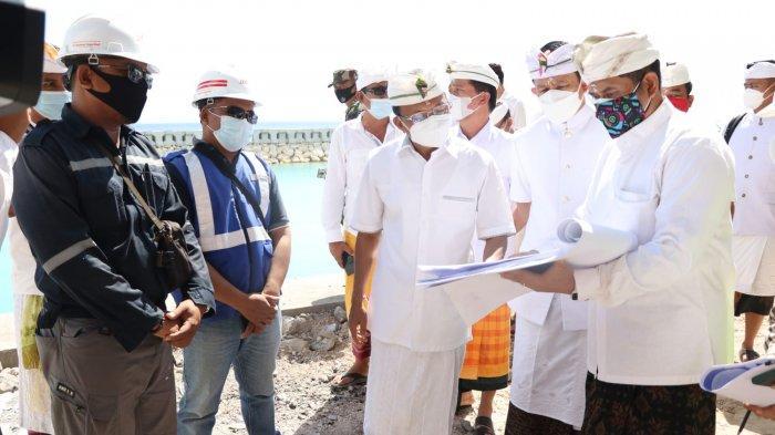 Proyek Pelabuhan Segitiga Emas Terancam Molor, DPRD Bali Target Sudah Bisa Digunakan pada 2022