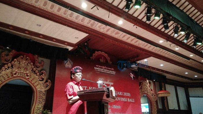 Gubernur Bali Wacanakan Akreditasi Bagi Sanggar Seni di Bali