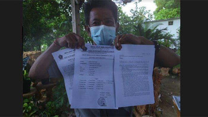 Terkait Dugaan Penyelewengan Dana di Tubuh LPD Serangan, Warga Mengadu ke Kejati Bali