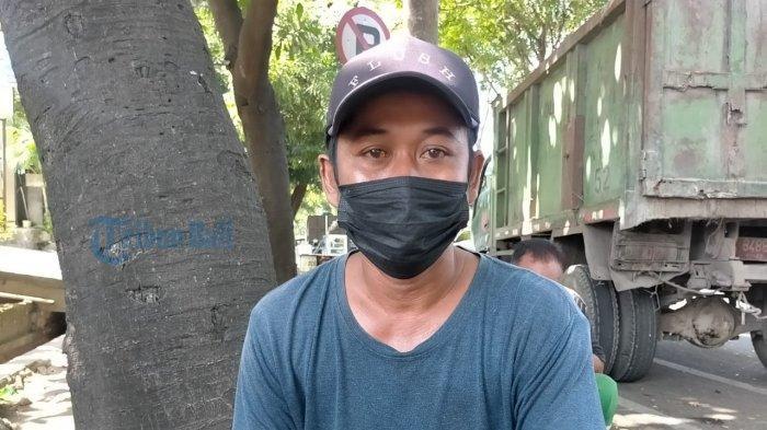 Sudah 15 Tahun Bekerja Sebagai Driver Pengangkut Sampah di Bali, Begini Suka Duka Wayan Pujana