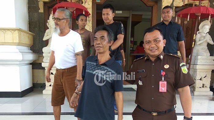 Dua Tersangka TPPU Wayan Wakil dan Ngurah Agung Ditahan di Lapas Kerobokan