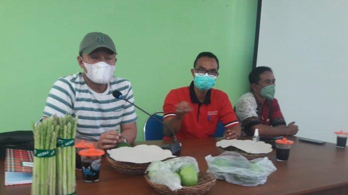 Dinas Pertanian dan Pangan Badung Gandeng Pengusaha dari Jakarta Untuk Pasarkan Produk Pertanian
