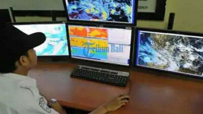 Waspadai Siklon Tropis Vongfong di Bali, Kecepatan Angin Bisa Capai 45 Km/ Jam