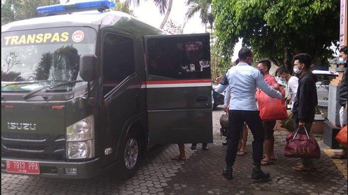 19 WBP Rutan Bangli Dipindahkan ke Lapastik Agar Tak Over Kapasitas