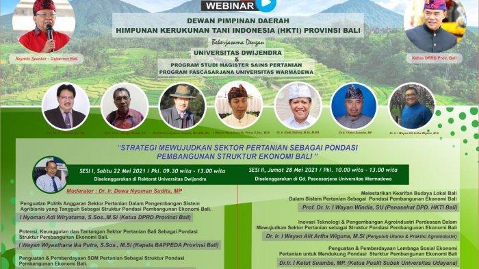 Strategi Mewujudkan Sektor Pertanian Sebagai Pondasi Pembangunan Struktur Ekonomi Bali
