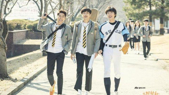 Welcome to Waikiki. Lee Yi Kyung, Shin Hyun Soo, dan Kim Sun Ho kembali dalam serial drama Korea, Welcome to Waikiki 2.(JTBC) via Kompas.com